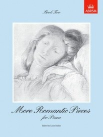 More Romantic Pieces Book 2 for Piano published by ABRSM