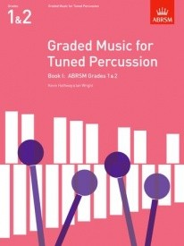 Graded Music for Tuned Percussion Book 1 published by ABRSM