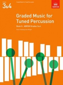 Graded Music for Tuned Percussion Book 2 published by ABRSM