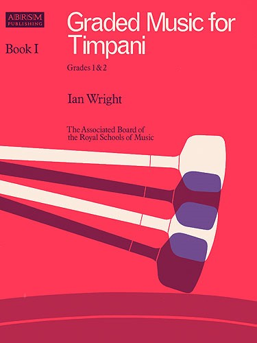 Graded Music for Timpani Book 1 published by ABRSM