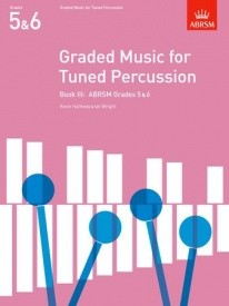 Graded Music for Tuned Percussion Book 3 published by ABRSM
