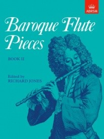 Baroque Flute Pieces Book 2 published by ABRSM