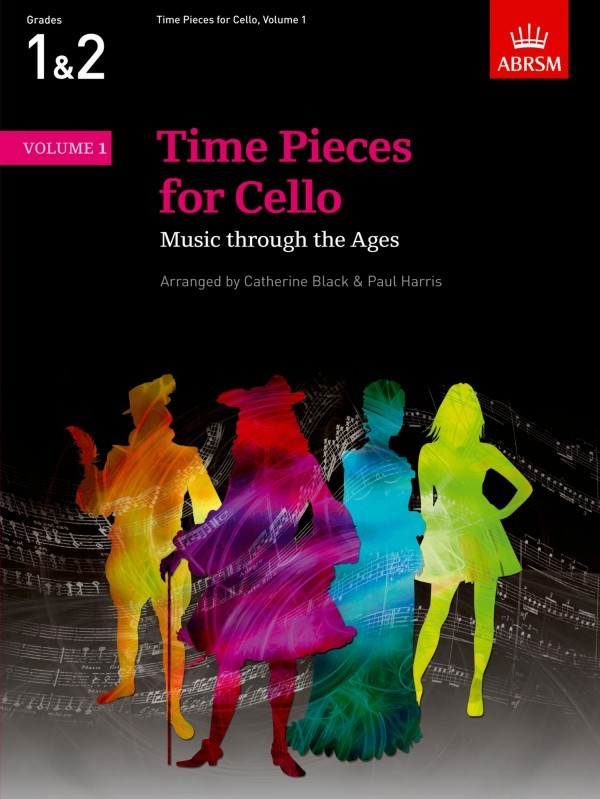 Time Pieces for Cello Volume 1 published by ABRSM