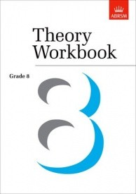 Theory Workbook Grade 8 published by ABRSM