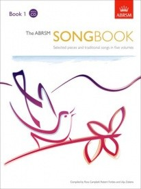 The ABRSM Songbook Grade 1 Book & CD