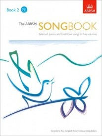 The ABRSM Songbook Grade 2 Book & CD