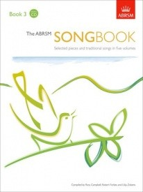 The ABRSM Songbook Grade 3 Book & CD