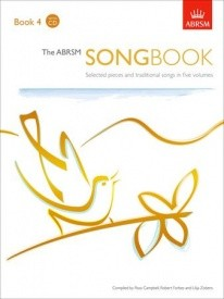 The ABRSM Songbook Grade 4 Book & CD