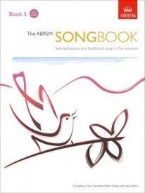 The ABRSM Songbook Grade 5 Book & CD