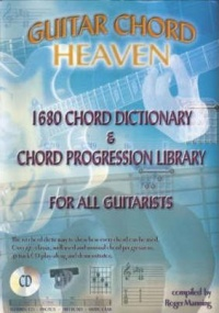 Manning: Guitar Chord Heaven Book & CD published by Gregory