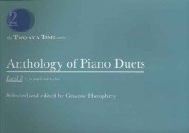 Anthology of Piano Duets Level 2 published by Four Hands Plus