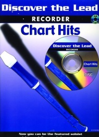Discover The Lead: Chart Hits for Recorder Book & CD published by IMP