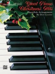 Great Piano Christmas Hits published by Alfred