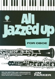 All Jazzed Up for Oboe published by Brasswind