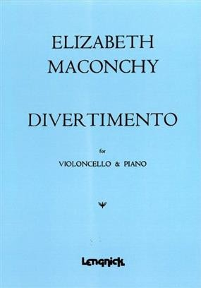 Maconchy: Divertimento for Cello published by Lengnick