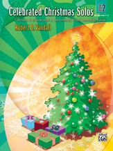 Celebrated Christmas Solos 2 for Piano published by Alfred