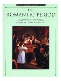 Anthology of Piano Music Volume  3 - The Romantic Period published by Wise