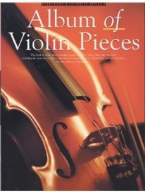 Album Of Violin Pieces published by Wise