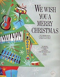 We Wish You a Merry Christmas for Classroom Ensemble published by Wise