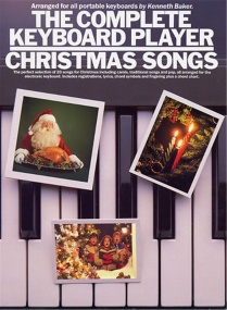 Complete Keyboard Player : Christmas Songs published by Wise