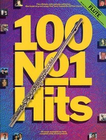 100 No.1 Hits For Flute published by Wise