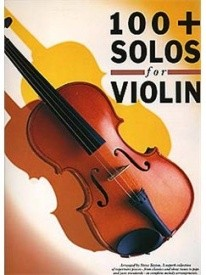 100 + Solos For Violin published by Wise