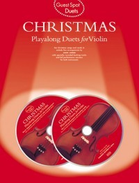 Guest Spot: Christmas Playalong Duets for Violin published by Wise