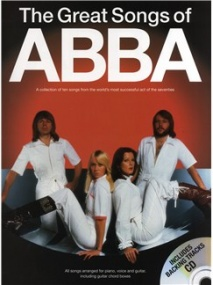 The Great Songs of Abba Book & CD published by Wise