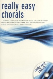 Really Easy Chorals - Book & CD Published by Wise