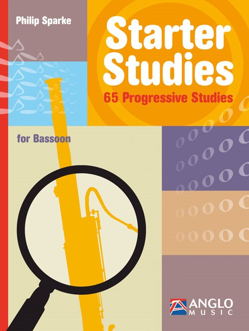 Starter Studies for Bassoon by Sparke published by Anglo