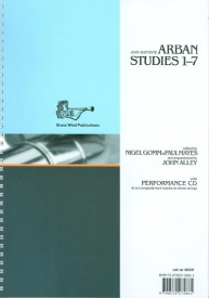 Arban: Studies 1 - 7 Book & CD by Arban for Trumpet published by Brasswind
