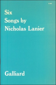 Lanier: Six Songs published by Stainer & Bell