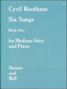 Rootham: Songs Book 1 published by Stainer & Bell