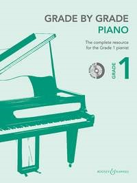 Grade by Grade - Piano Grade 1 published by Boosey & Hawkes