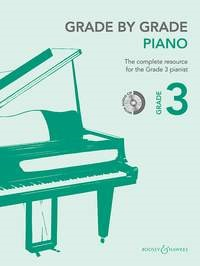 Grade by Grade - Piano Grade 3 published by Boosey & Hawkes