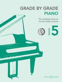 Grade by Grade - Piano Grade 5 published by Boosey & Hawkes