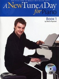 A New Tune A Day : Piano - Book 1 Book & CD published by Boston