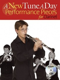 A New Tune A Day: Performance Pieces for Clarinet published by Boston
