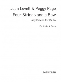 Four Strings and a Bow Book 1 for Cello & Piano published by Bosworth