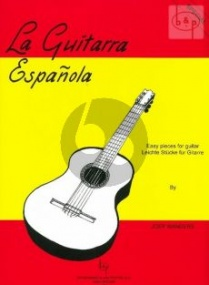 Wanders: La Guitarra Espanola published by Broekman