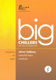 Big Chillers for Tuba (Treble Clef) published by Brasswind