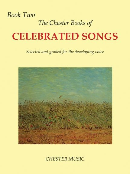 Celebrated Songs Book 2 published by Chester