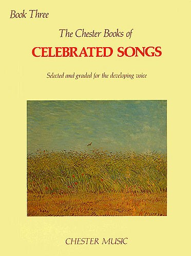 Celebrated Songs Book 3 published by Chester