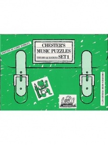 Chester's Music Puzzles Set 1 by Barratt