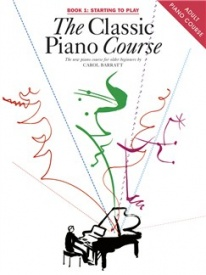 Classic Piano Course Book 1 by Barratt published by Chester