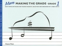 More Making the Grade : Grade 1 Piano published by Chester