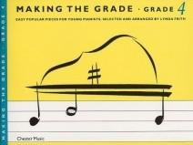 Making the Grade : Grade 4 Piano published by Chester