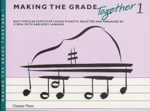 Making the Grade Together 1 for Piano Duet published by Chester