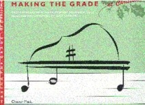 Making the Grade At Christmas for Piano published by Chester