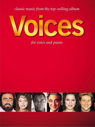 Voices For Voice And Piano published by Chester